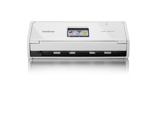 Brother ADS-1600W Dokumentenscanner - Dokumentenscanner - A4