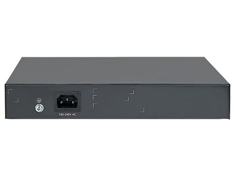 HP Enterprise 142016G Unmanaged L2 Gigabit Ethernet (10/100/1000) Full duplex Rack mounting 1U