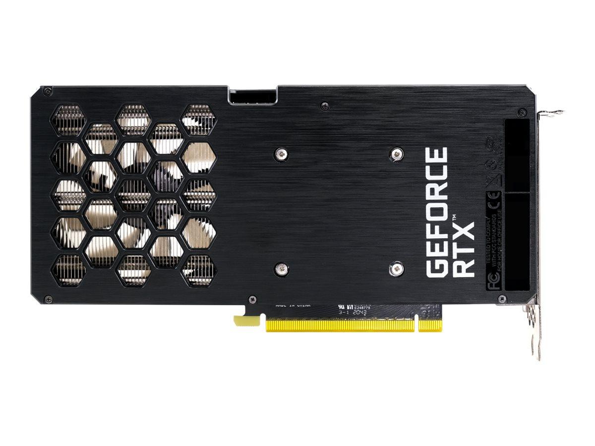 Gainward GeForce RTX 3060 Ghost OC - Grafikkarten