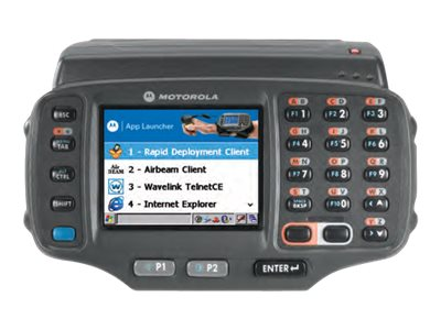 "Vorschau: Motorola Solutions Motorola WT41N0 - Datenerfassungsterminal - Win Embedded Compact 7 - 2 GB - 7.1 cm (2.8"")"