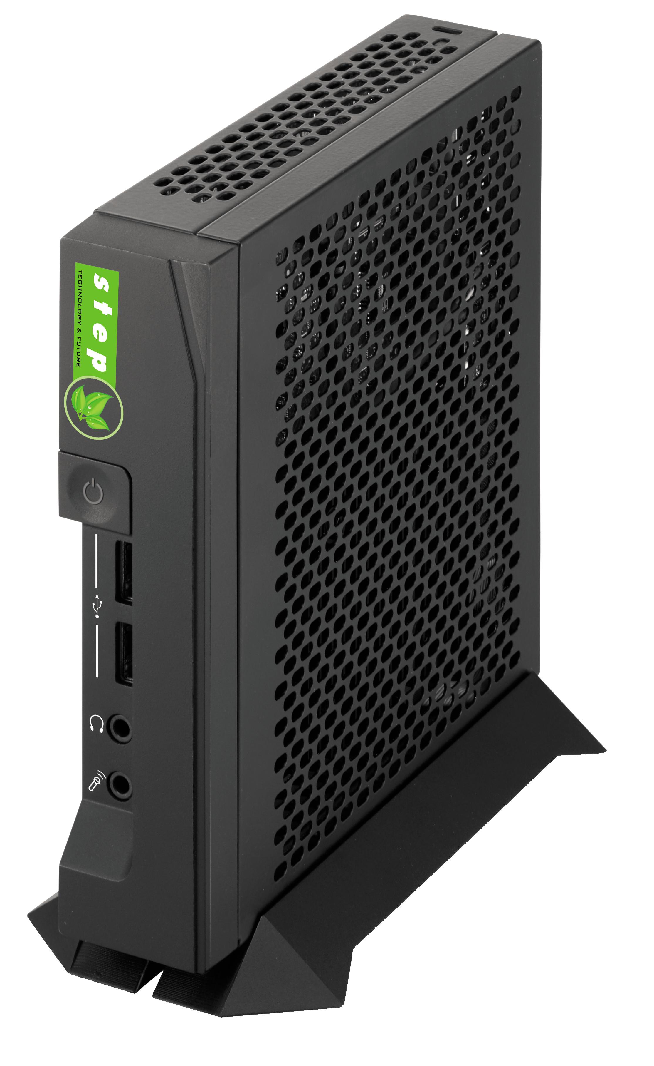 Step Micro DS190P - 1,50 GHz - Intel? Celeron? - J4105 - 8 GB - 250 GB - Windows 10 Pro