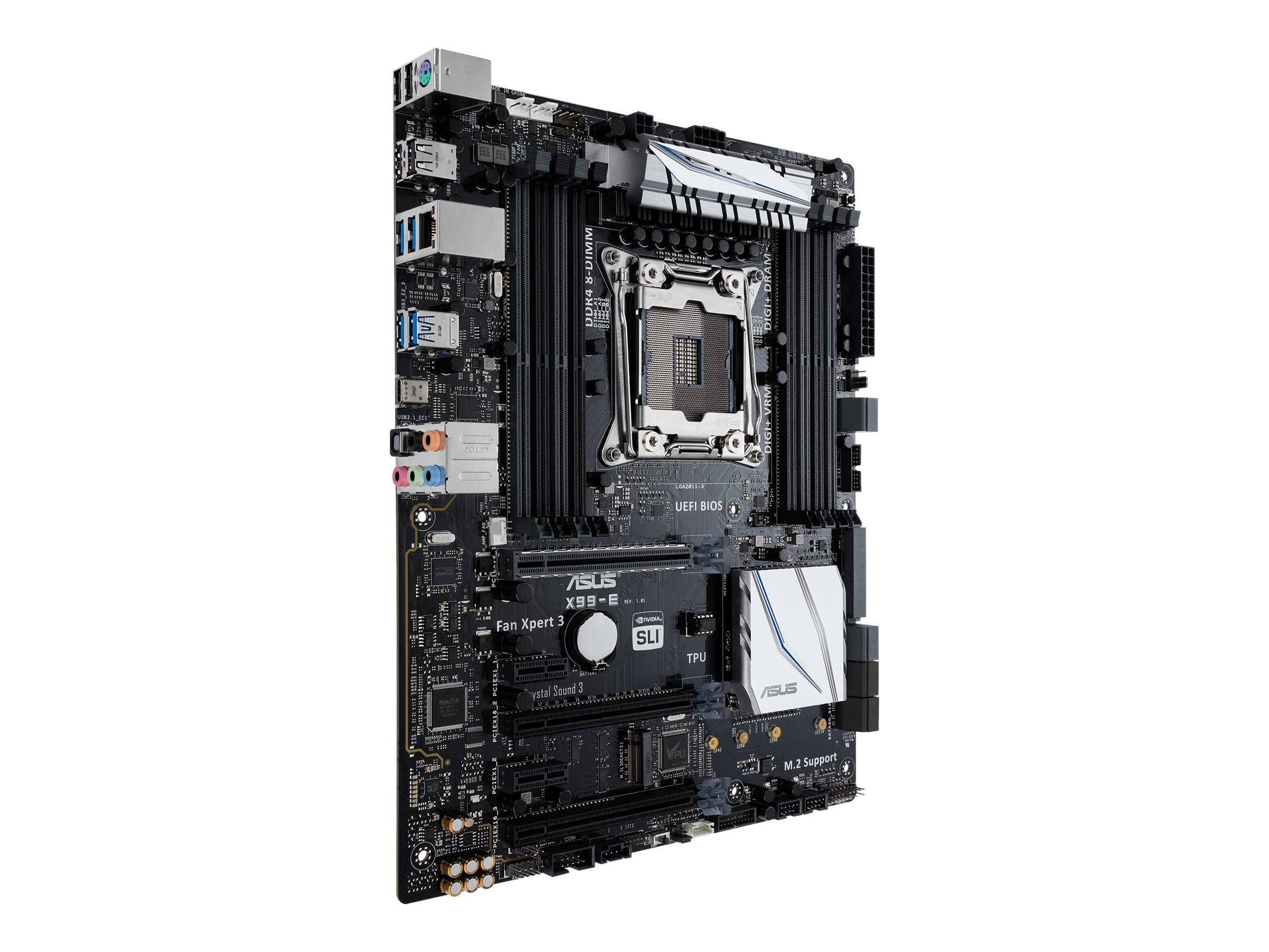 ASUS X99-E - Motherboard - ATX