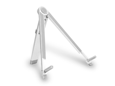 Hamlet Xzpadtms Universal Stand For Tablet Foldable Aluminium Tablet Stand