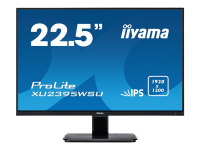ProLite XU2395WSU-B1 22.5Zoll Full HD LED Matt Flach Schwarz Computerbildschirm LED display