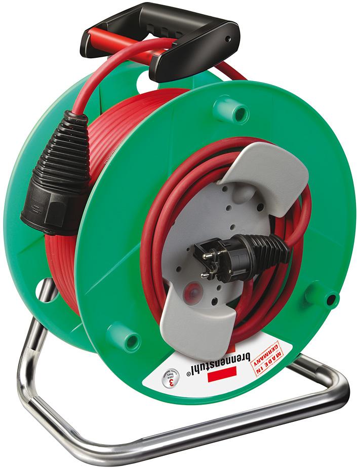 Brennenstuhl Garant G AT-N05V3V3-F 3G1,5 - Spannungsversorgungs-Verlängerungskabel - CEE 7/7 (W)