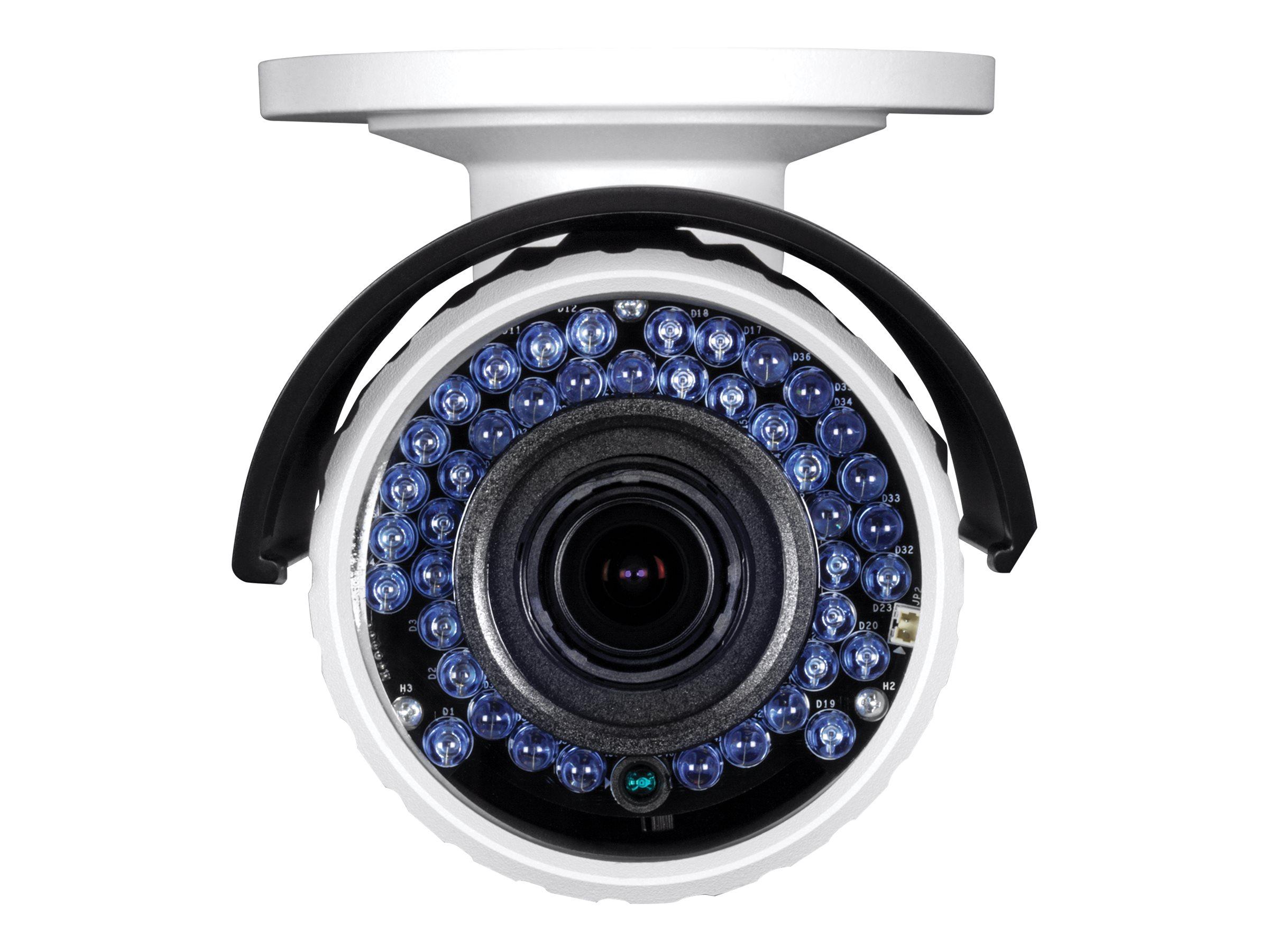 TRENDnet TV IP340PI - Netzwerk-Überwachungskamera - Außenbereich - wetterfest - Farbe (Tag&Nacht)