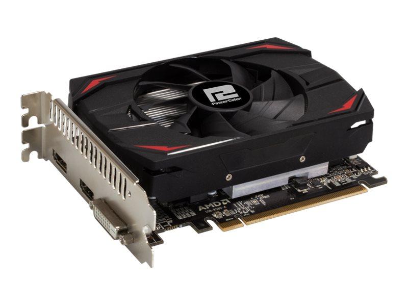 PowerColor Red Dragon Radeon RX 550 - Grafikkarten