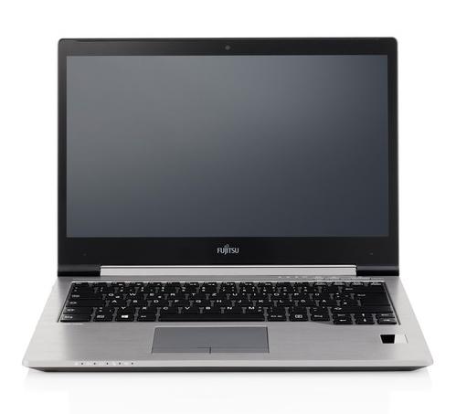 Fujitsu LIFEBOOK U745 2.2GHz i5-5200U 14Zoll 1920 x 1080Pixel 4G Schwarz - Silber Ultrabook