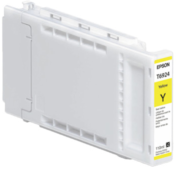 Epson Singlepack UltraChrome XD Yellow T692400 (110 ml)