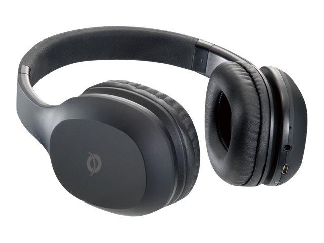 Conceptronic Parris 02B - Kopfhörer mit Mikrofon