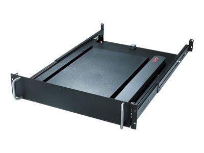 APC Tastatureinschub - Schwarz - 2U - für P/N: AR3103