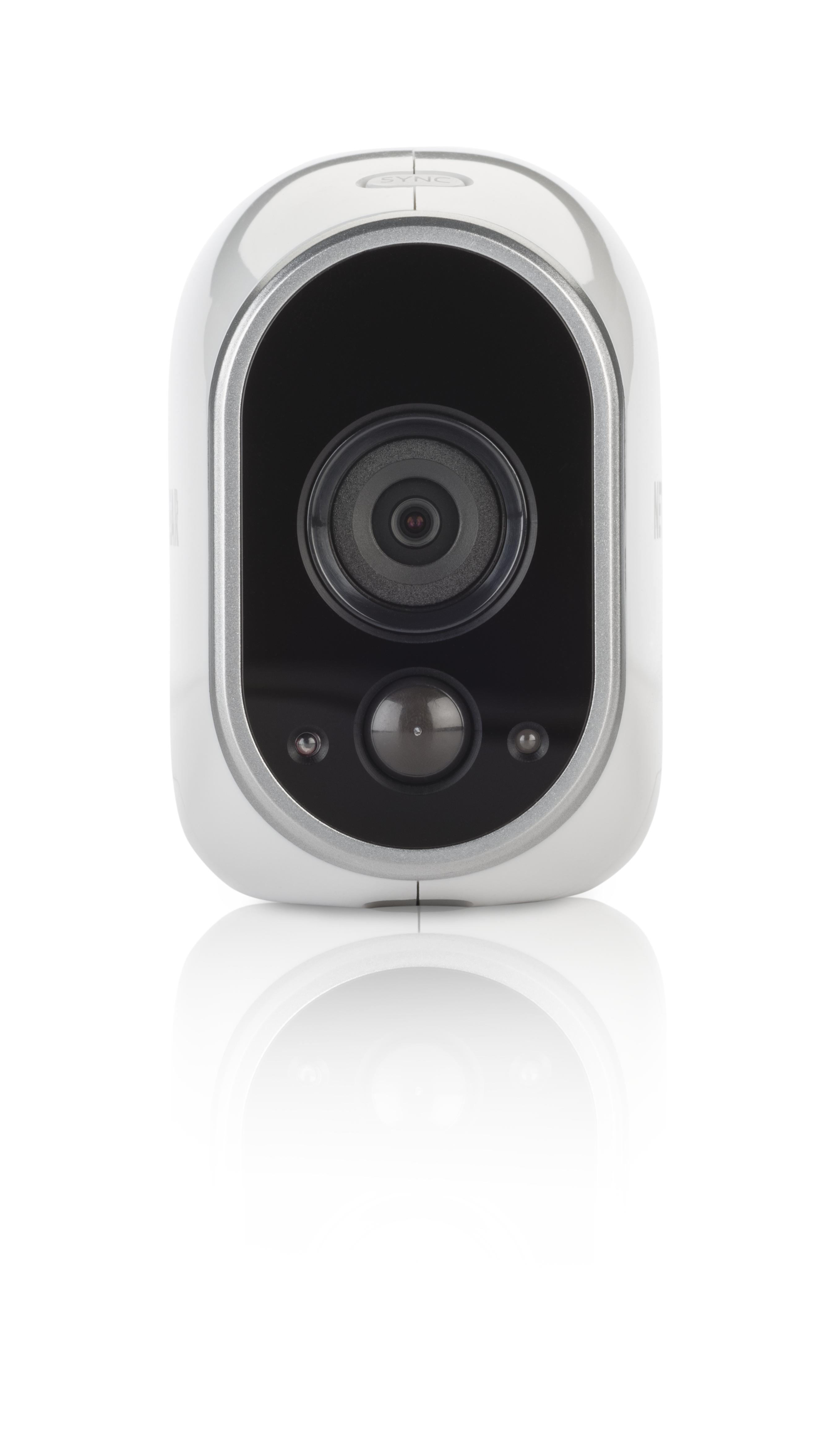 Netgear VMC3030 IP security camera Innenraum Geschoss Weiß