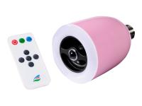 Boomer light pink 4.5W E27 A+ Weiß LED-Lampe