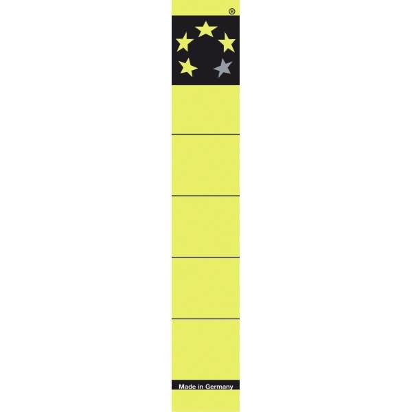 5 Star 795074 selbstklebendes Etikett Gelb 10 Stück(e)
