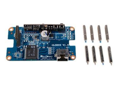 Shuttle PSE01 - Netzwerkadapter - Gigabit Ethernet (PoE)