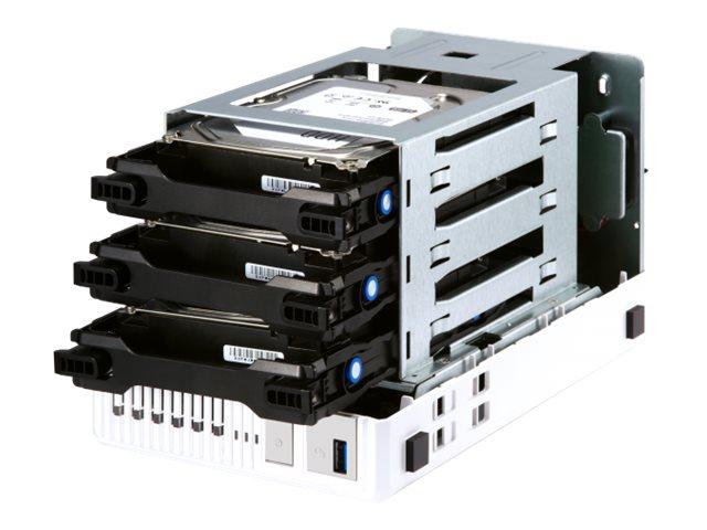 QNAP TS-332X - NAS-Server - 3 Sch?chte - RAID 0, 1, 5, 10, JBOD