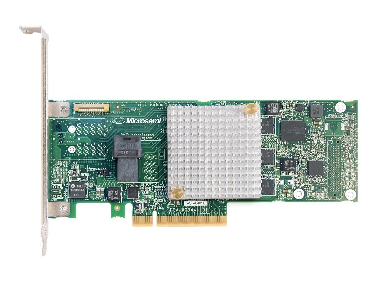 Microchip Technology Microchip Adaptec RAID 8405E - Speichercontroller (RAID)