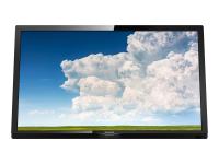 4300 series LED-Fernseher 24PHS4304/12 - 61 cm (24 Zoll) - 1366 x 768 Pixel - HD - DVB-C,DVB-S,DVB-S2,DVB-T,DVB-T2,DVB-T2 HD - Schwarz
