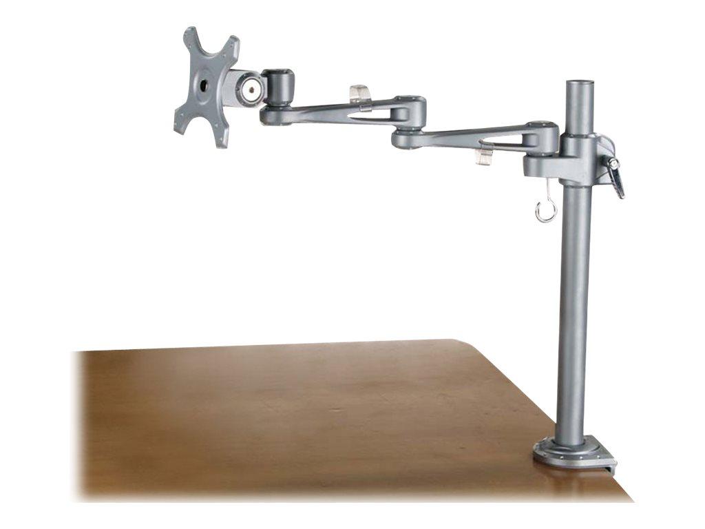 Lindy Adjustable LCD Arm - Montagekomponente (Gelenkarm)