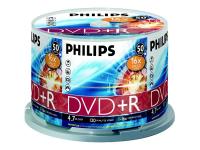 50 x DVD+R - 4.7 GB 16x - Spindel