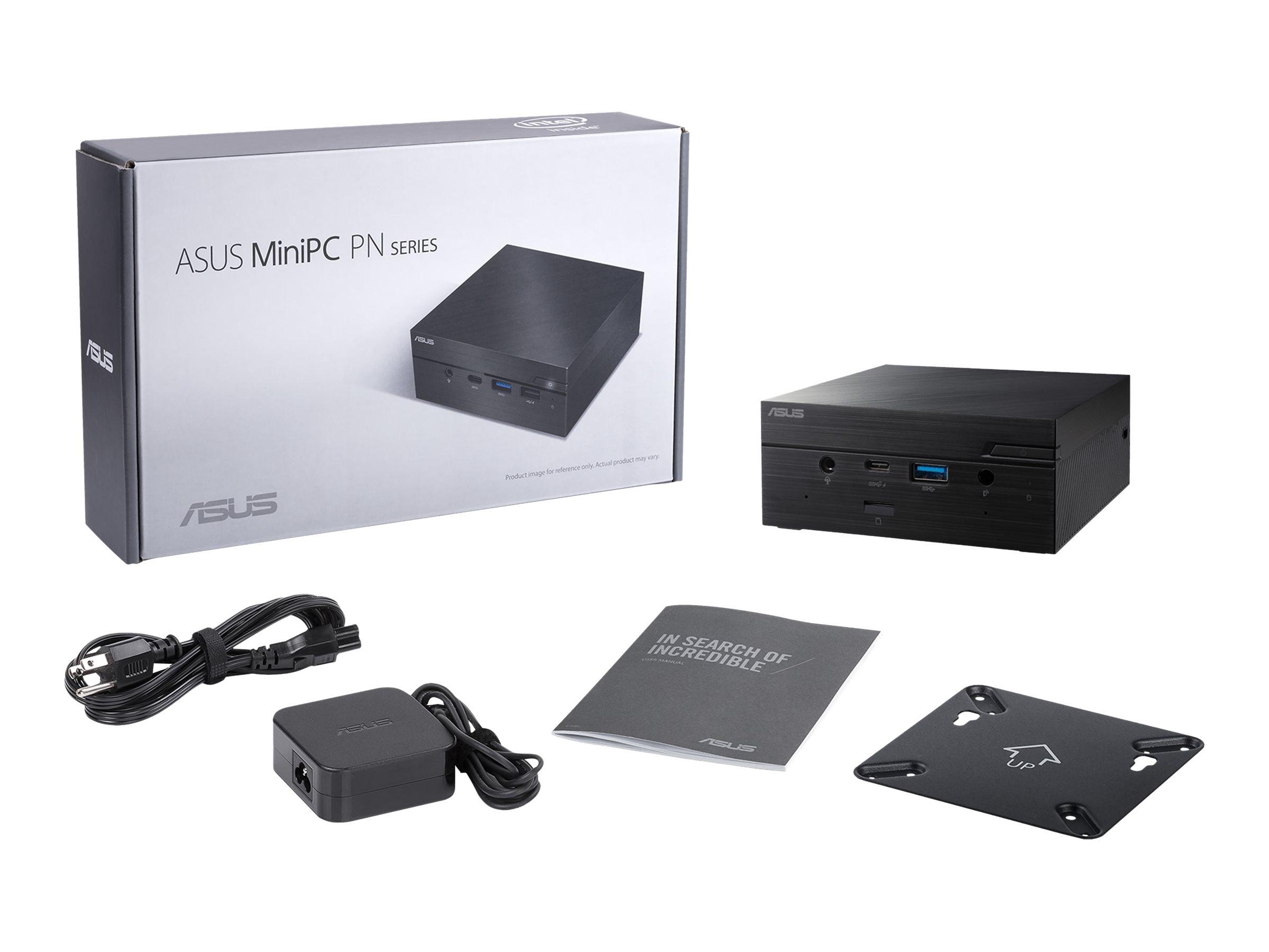 Vorschau: ASUS Mini PC PN62 BB7005MD - Barebone - Mini-PC