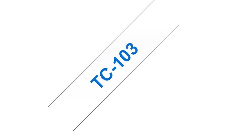 Brother TC TC103 Etiketten / Beschriftungsbänder