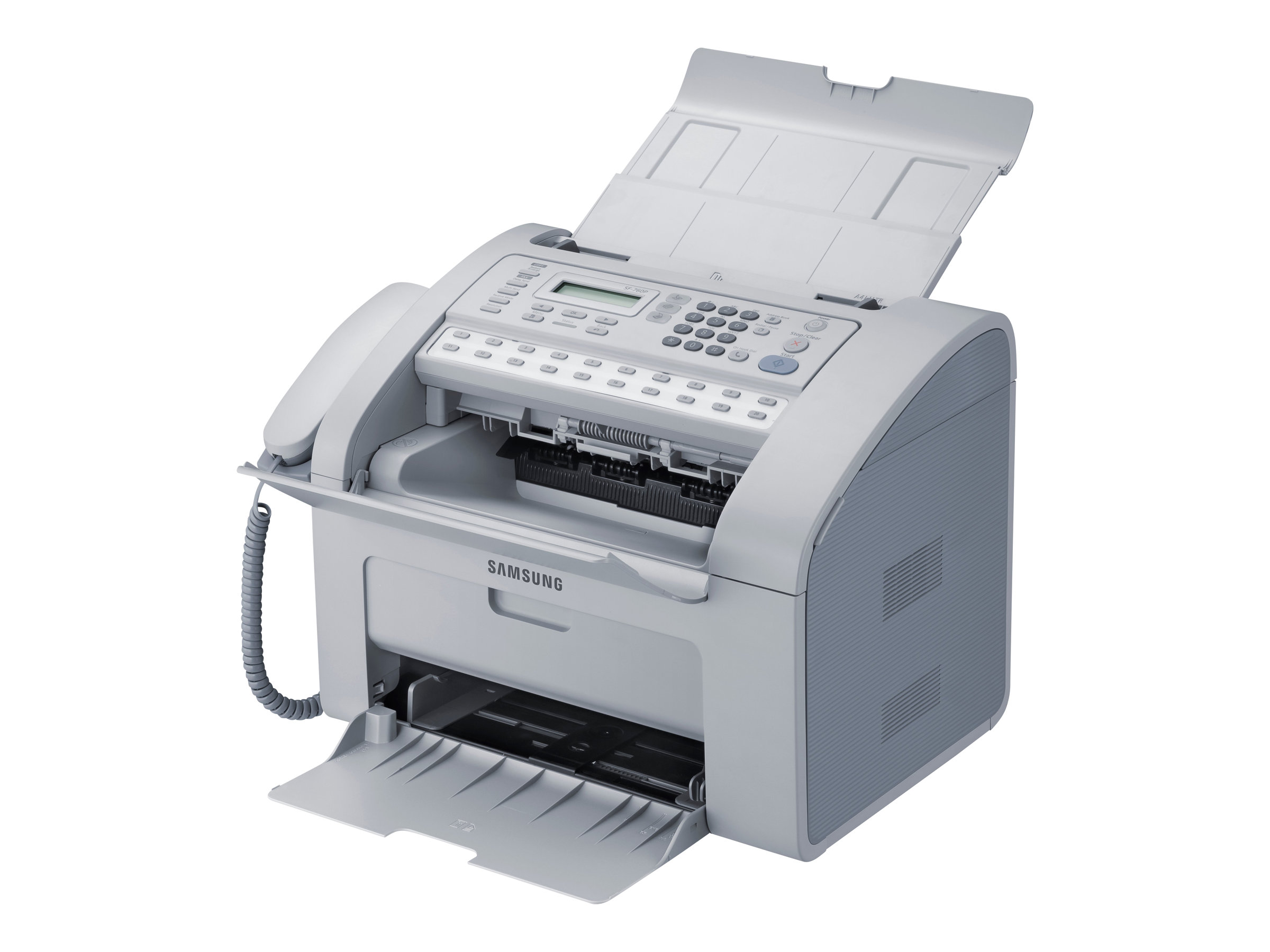 HP Samsung SF-760P - Multifunktionsdrucker - s/w - Laser - Legal (216 x 356 mm)
