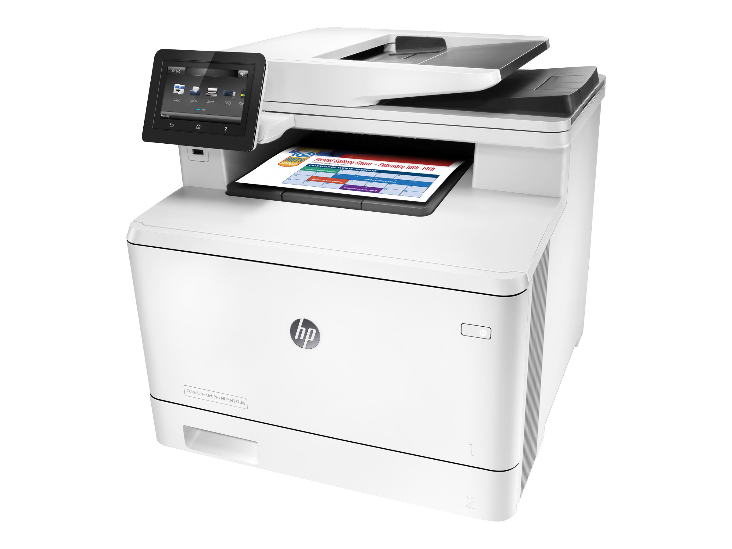 HP Color LaserJet Pro MFP M377dw - Multifunktionsdrucker - Farbe - Laser - Legal (216 x 356 mm)