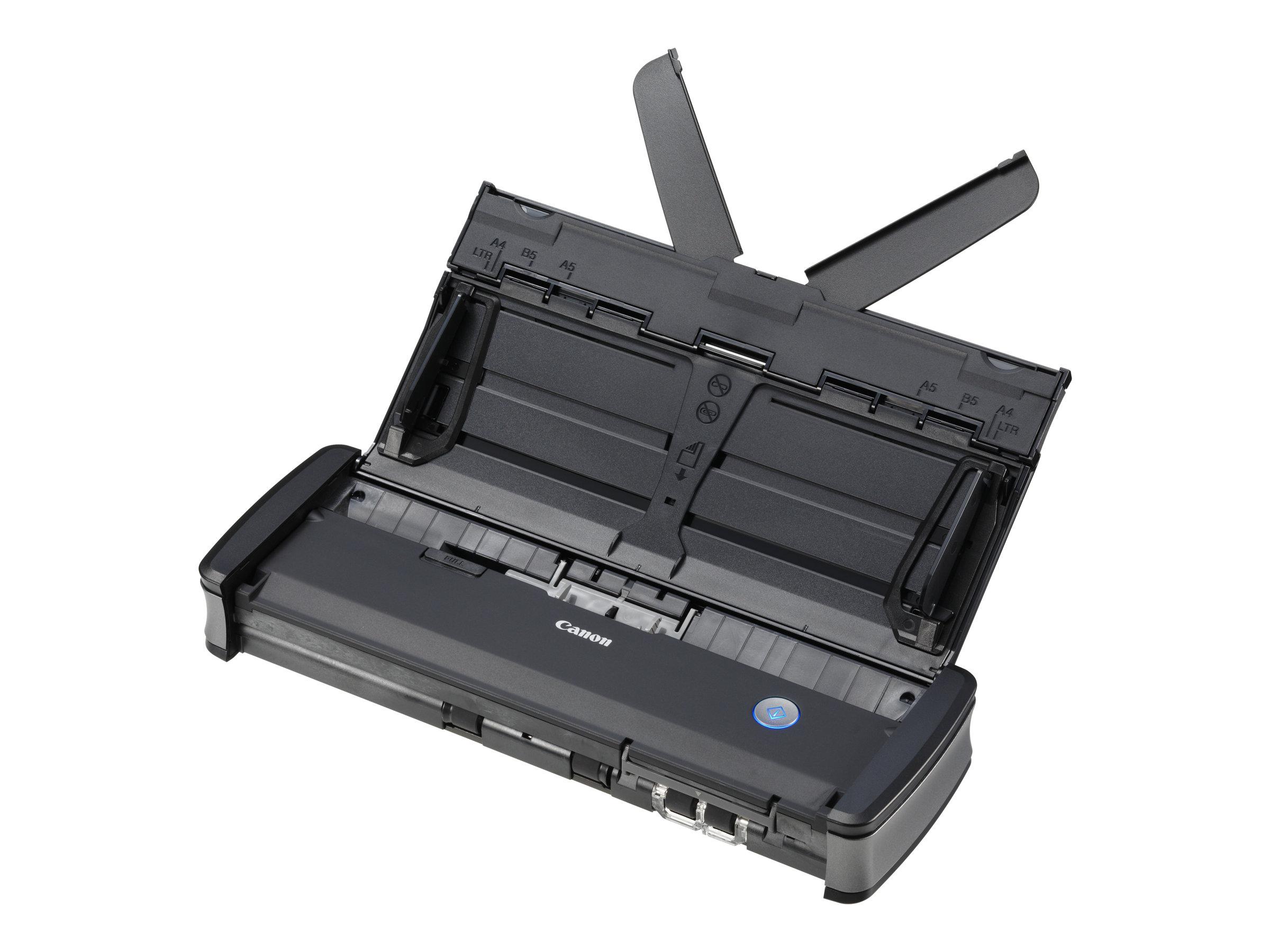 Canon imageFORMULA P-215II - Dokumentenscanner - Duplex - 216 x 1000 mm - 600 dpi x 600 dpi - bis zu 15 Seiten/Min. (einfarbig)