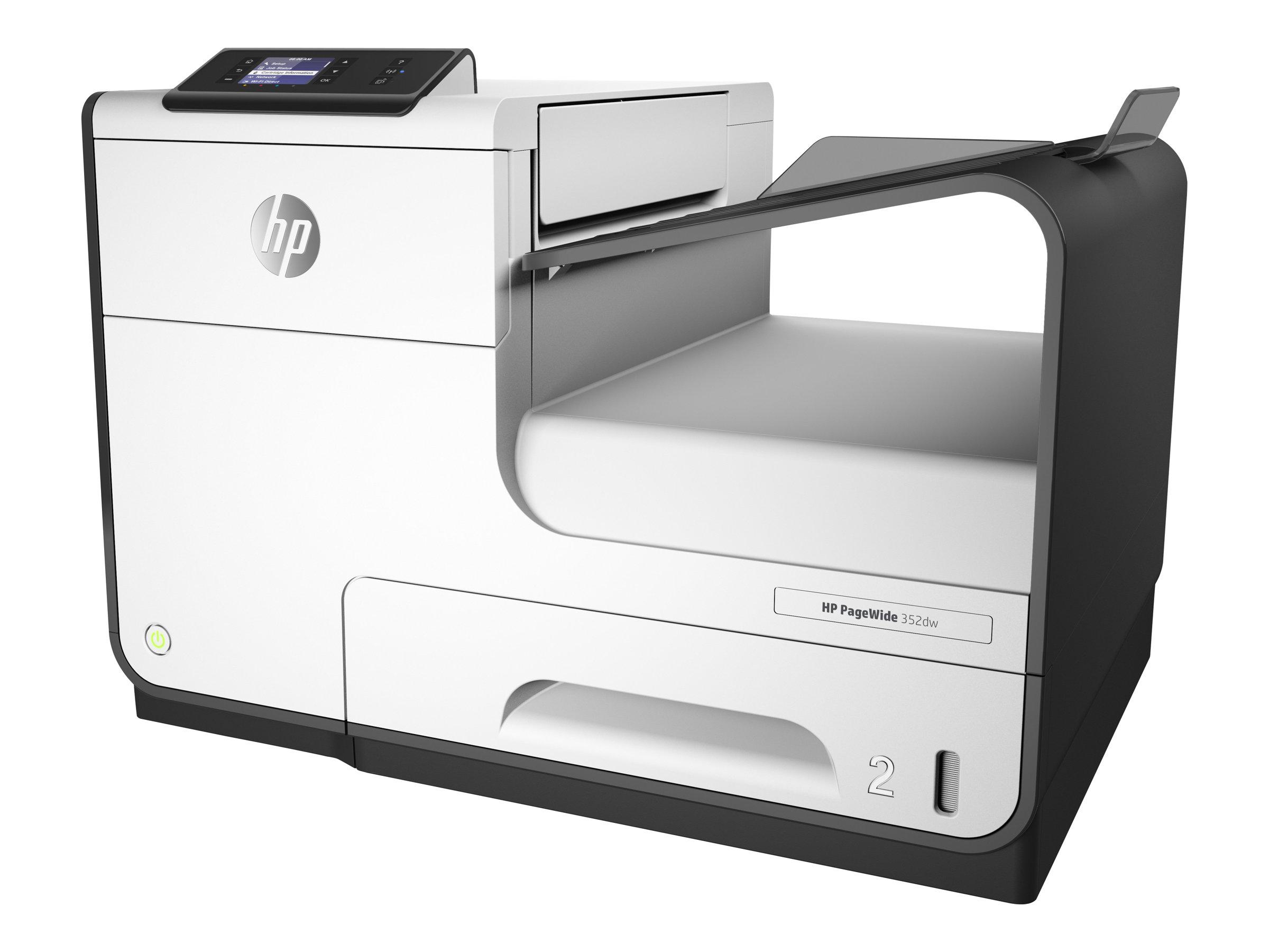 HP PageWide 352dw - Drucker - Farbe