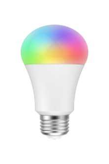 Woox R4553 - Intelligente Glühbirne - Weiß - WLAN - LED - E26/E27 - 3000 K