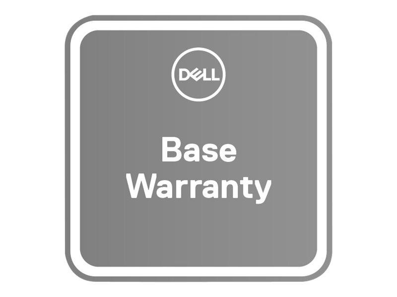 Dell Erweiterung von 1 jahr Basic Onsite auf 3 jahre Basic Onsite - Serviceerweiterung - Arbeitszeit und Ersatzteile - 2 Jahre (2./3. Jahr)