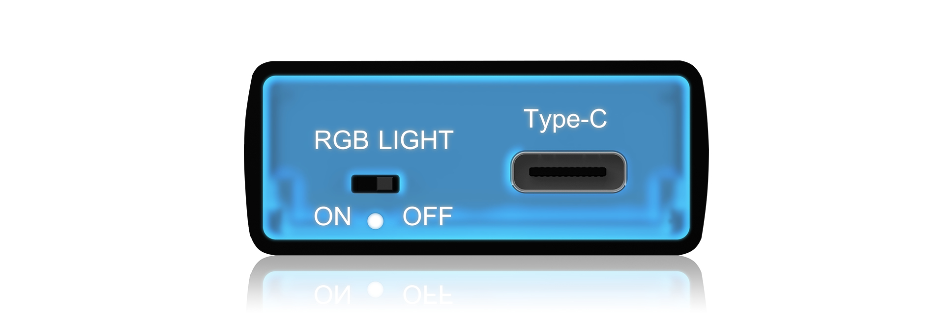 ICY BOX ICY BOX IB-G1826MF-C31 - Speichergehäuse - M.2 - M.2 NVMe Card - 10 Gbit/s - USB 3.1 (Gen 2)