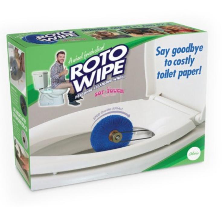 Thumbs Up Prank Pack Standard - Roto Wipe - Geschenkverpackungsbox - Mehrfarbig - Bild - Glänzend - 230 mm - 83 mm