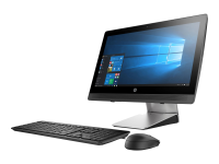 ProOne 400 G2 All-in-One-PC mit Touch-Funktion und 20 Zoll Diagonale