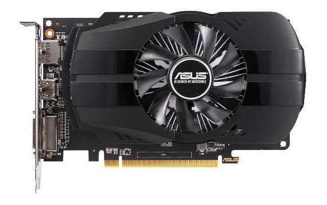 ASUS PH-RX550-4G-EVO - Grafikkarten - Radeon RX 550