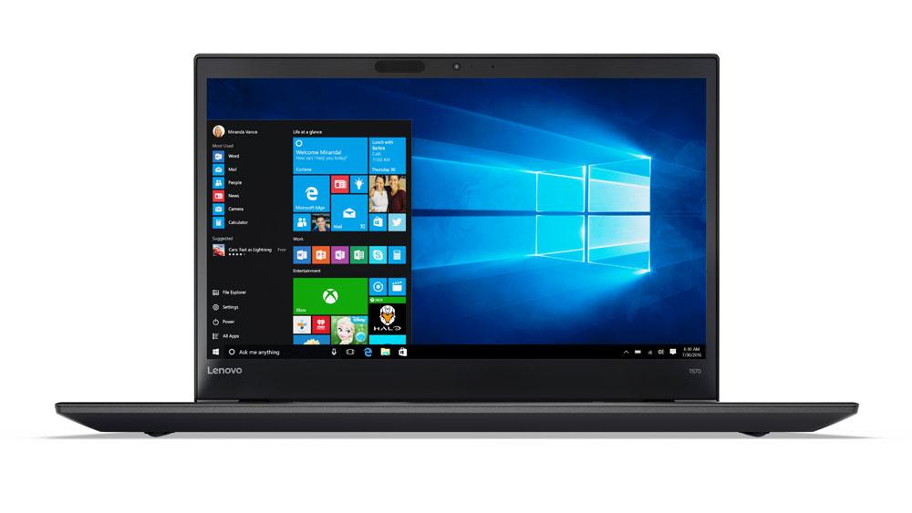 Lenovo ThinkPad T570 20H9 - 15,6\ Ultrabook - Core i7 Mobile 3,5 GHz 39,6 cm