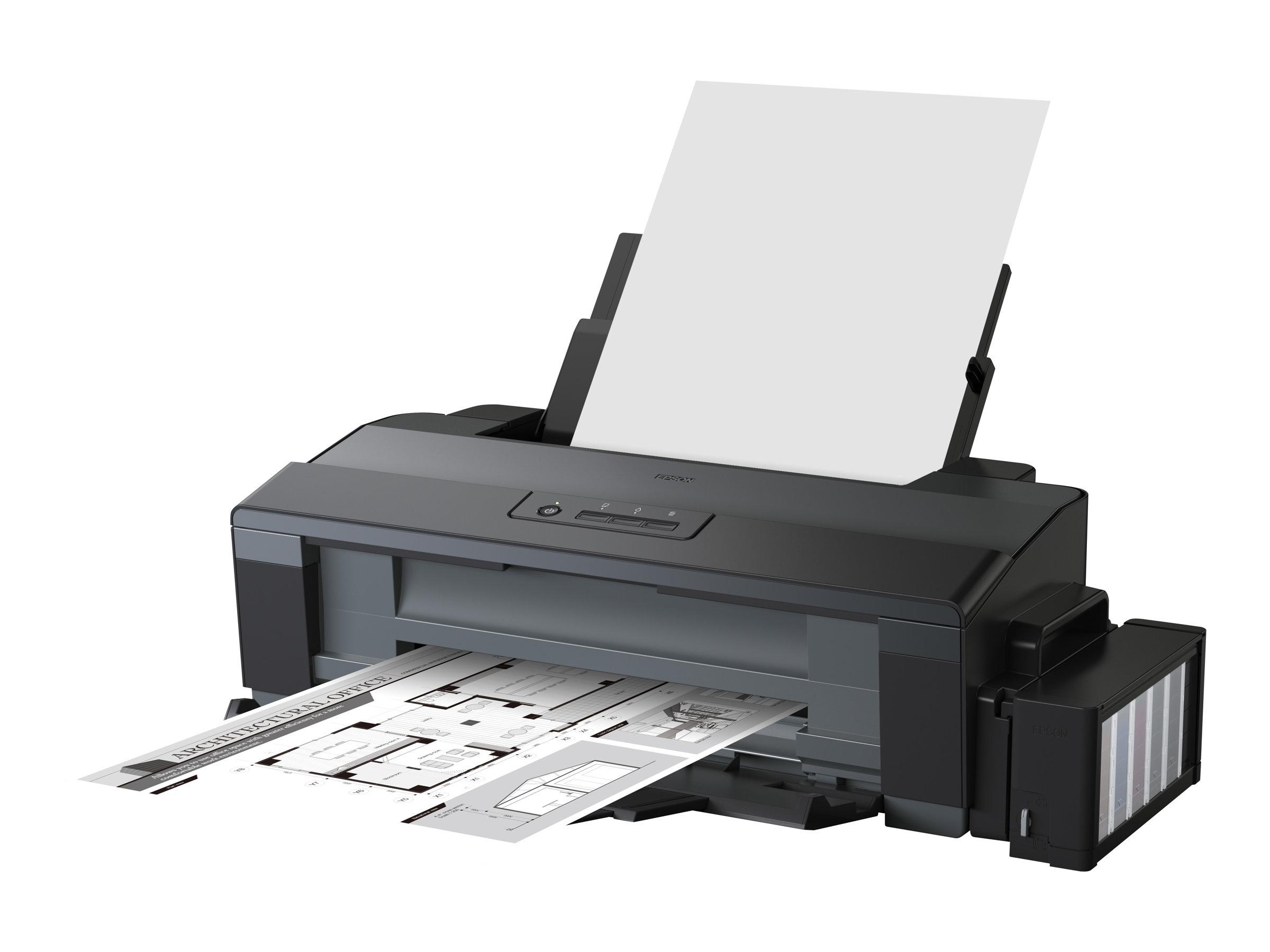 Epson EcoTank ET-14000 - Drucker - Farbe - Tintenstrahl - A3 - 5760 x 1440 dpi - bis zu 30 Seiten/Min. (einfarbig)/
