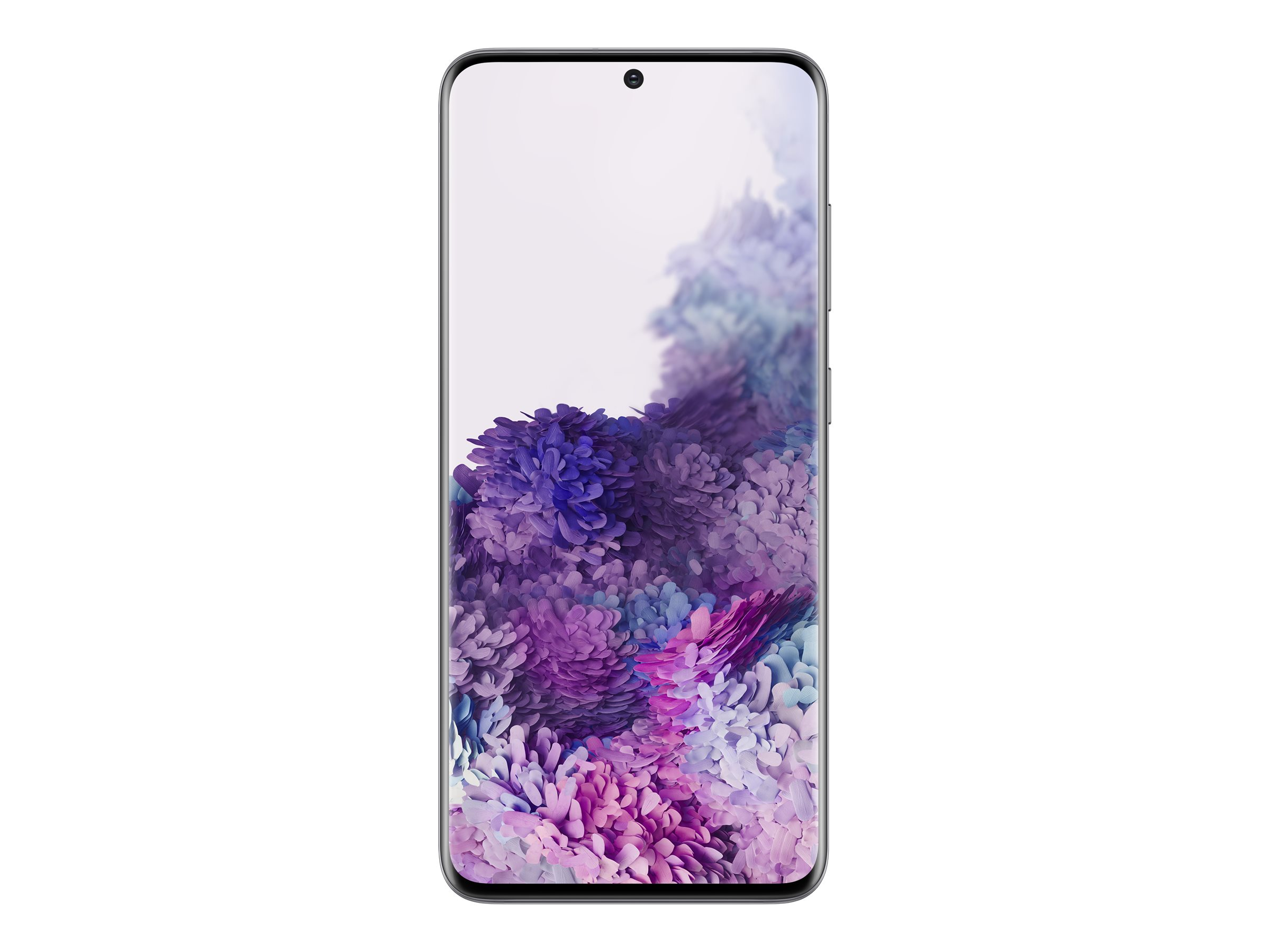 "Samsung Galaxy S20 - Smartphone - Dual-SIM - 4G LTE - 128 GB - microSDXC slot - TD-SCDMA / UMTS / GSM - 6.2"" - 3200 x 14"