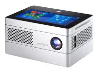 430065 400ANSI Lumen DLP 720p (1280x720) Silber Beamer