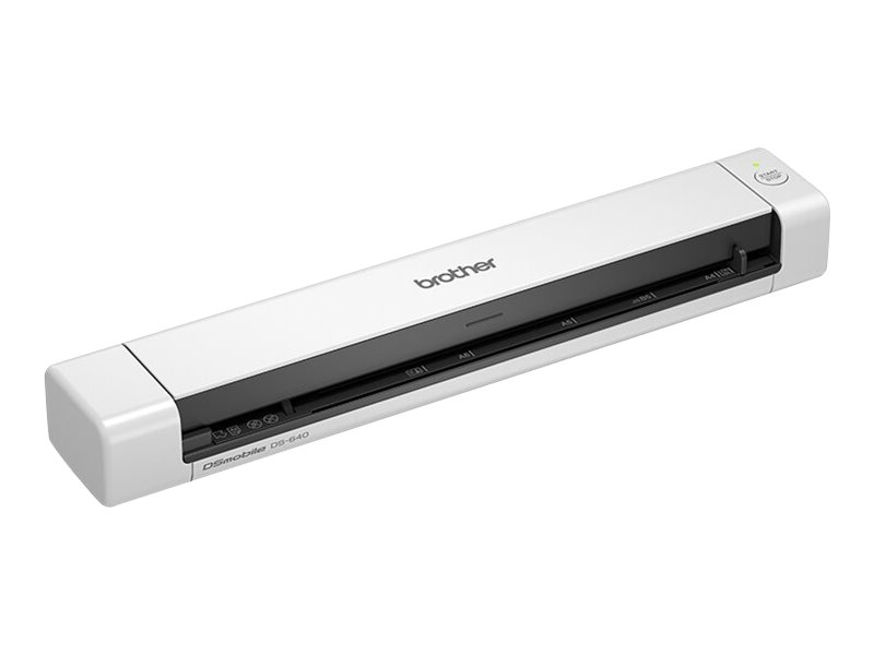 Brother-DSmobile-DS-640-Sheetfed-scanner-215-9-x-1828-8-mm-600-dpi-x-DS640TJ1 miniatura 4