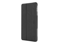 3D Protection - Flip-Hülle für Tablet - Schwarz
