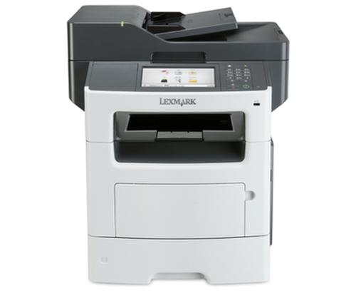 Lexmark MX611de 1200 x 1200DPI Laser A4 50Seiten pro Minute Schwarz - Weiß Multifunktionsgerät