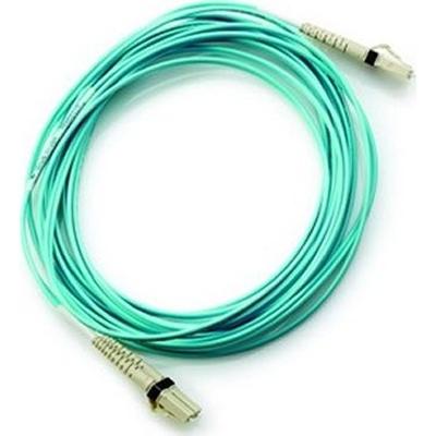 HP 2M Single-Mode LC/LC FC Cable (AK345A) - REFURB