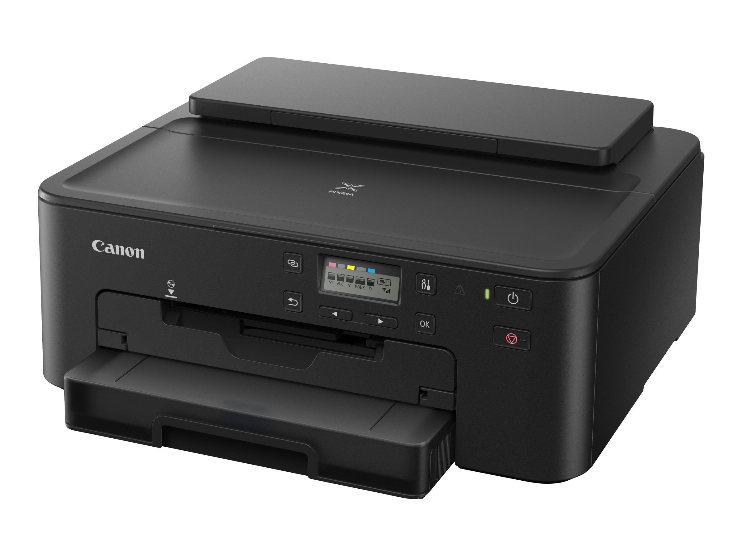 Canon PIXMA TS705 - Drucker - Farbe - Duplex - Tintenstrahl - A4/Legal - bis zu 15 ipm (einfarbig)/