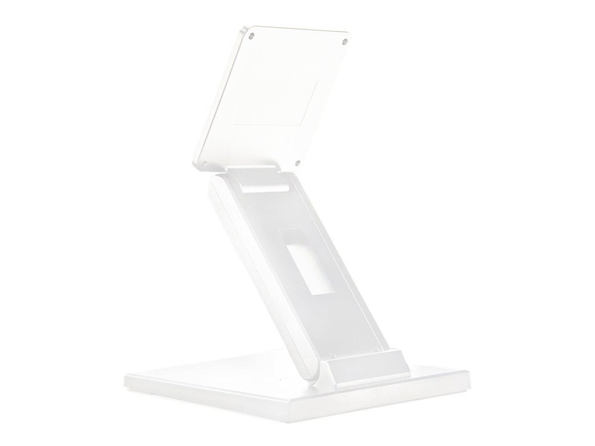 """Hanns.G Hannspree - Aufstellung für LCD-Display - Metall, ABS-Kunststoff - weiß (10.1""""-21.5"""")"""