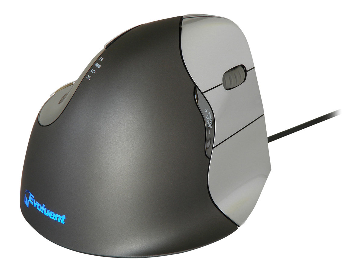 Evoluent VerticalMouse 4 - Vertical mouse - ergonomisch