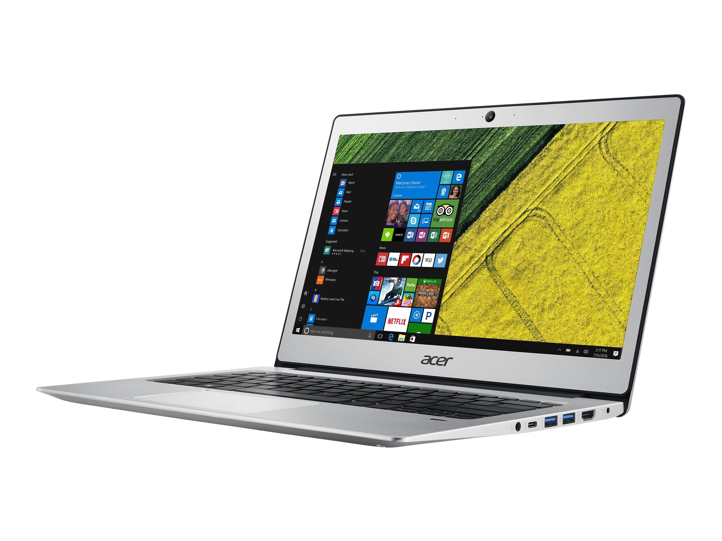 Acer Swift SF113-31-P0N9 1.1GHz N4200 13.3Zoll 1920 x 1080Pixel Notebook