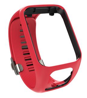 TomTom Premium - Uhrarmband - Rot