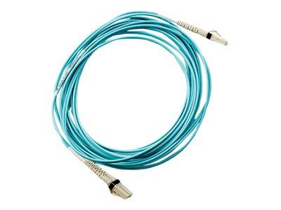 HP 30m Multi-mode OM3 LC/LC FC Cable (AJ838A)